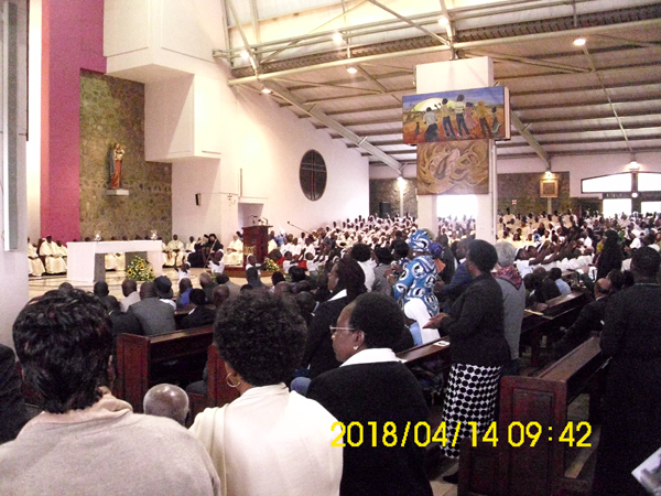 Catholic mass 3